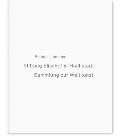 Katalog Sammlung zur Weltkunst Stiftung-Eliashof