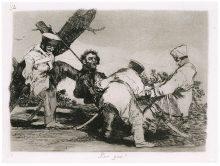 Francisco Goya, Por que, Desastres de la guerra