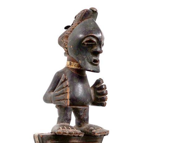 Kalundwe-Stab (Teilansicht), 19. Jhdt., Zentralafrika